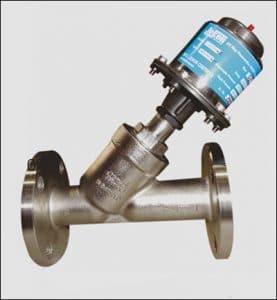Pneumatics Actuator Ball Valve Exporter Bhilai