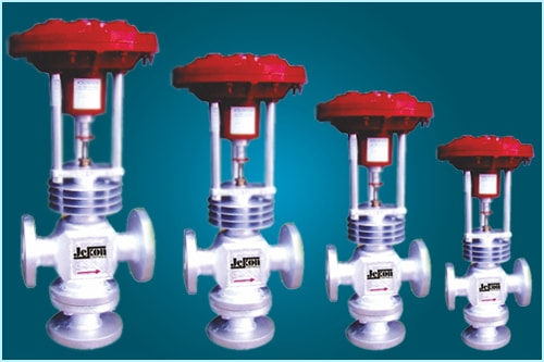 Diaphragm Operated Control Valves 2 Way and 3 Way