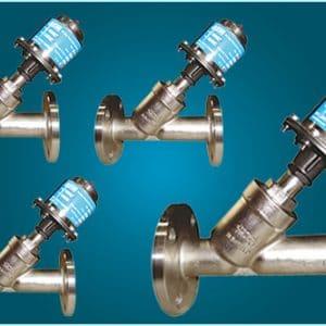 Cylinder Operated Controls Valves exporter, manufacturer in rajkot, india