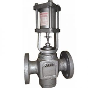 Cylinder Operated Control Valves 2 Way and 3 Way