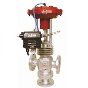 Diaphragm Operated Modulating Type Control Valves
