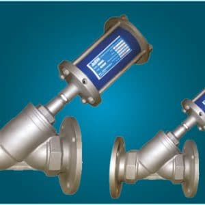2-2 Way Angle Type Control Valves