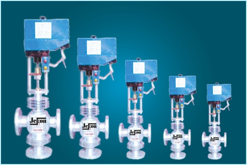 Motorized Control Valves 2 Way and 3 Way